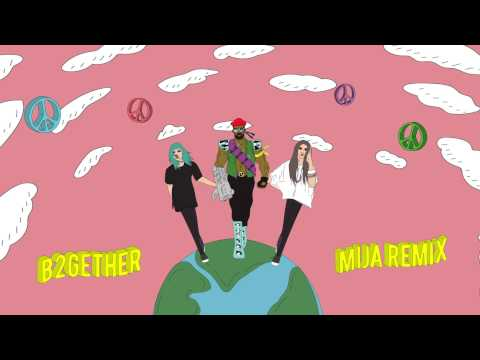 Major Lazer ft. Wild Belle - b2gether (MIJA REMIX)