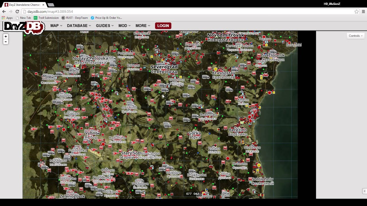 Dayz standalone how to find you location instantly