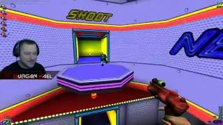 Nerf Arena Blast 2016 - Throwback Thursday Stream!