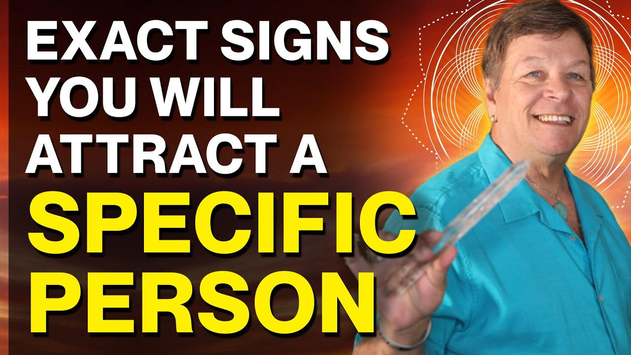 Exact Signs You Will Attract A Specific Person - Law of Attraction