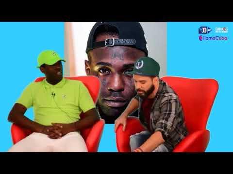 Entrevista a Chocolate MC en Hola! Ota-Ola por Alex Otaola