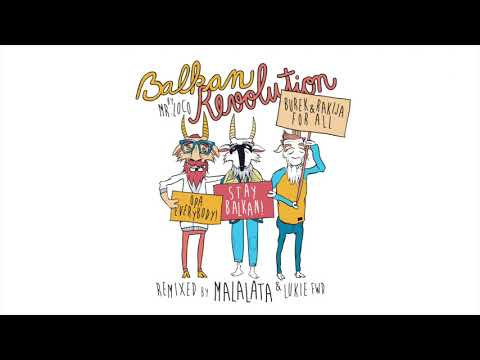 Balkan Revolution By Mr. Loco | Remixed By MALALATA & Lukie Fwd