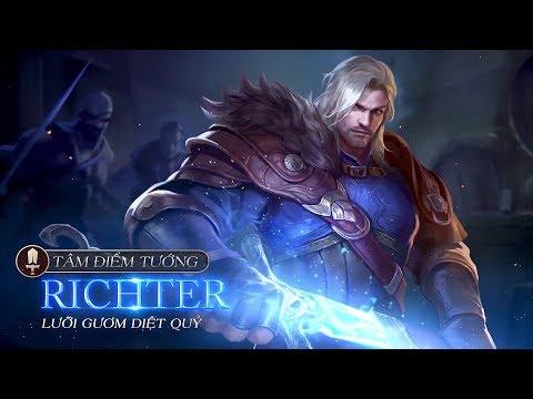 TÂM ĐIỂM TƯỚNG | Richter - Lưỡi gươm diệt quỷ