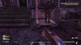 Fallout 76 Beta Gameplay