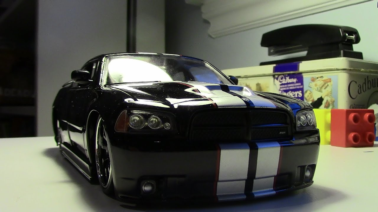 Jada 2006 Dodge Charger SRT8 Review - YouTube