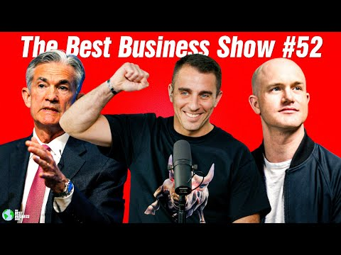 The Best Business Show with Anthony Pompliano - Episode #52