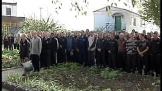 Мощи святых в Селидовской колонии