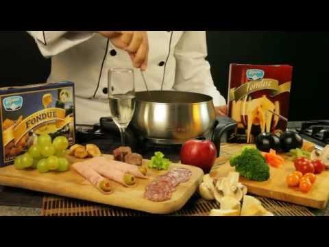 Video Tip Alpina. Fondue