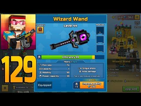 Pixel Gun 3D - Gameplay Walkthrough Part 129 - Wizard Wand Mp3