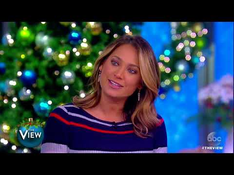 Ginger Zee Talks About Confronting Her Demons And Being Transparent In New Book | The View