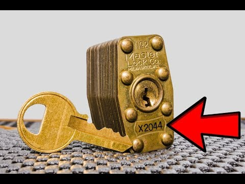 [243] What NOT To Do Master Lock! |  Are Your Locks' Security Compromised?