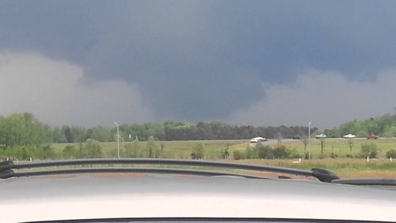 Tornado by greenville nc
