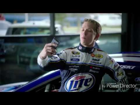 Nascar Commercial Compilation