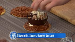 Secret Garden Dessert w/ Reynold Poernomo | Studio 10