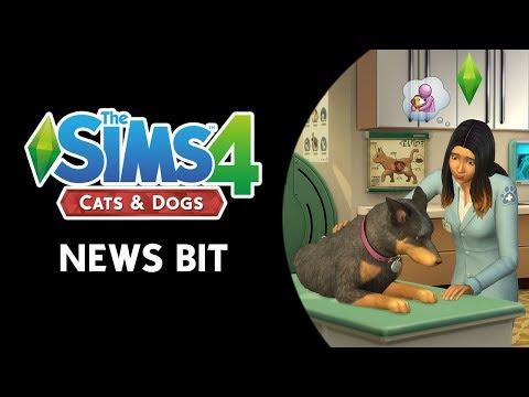 The Sims 4 News Bit: New Pets Info & Screenshots (Part 2)
