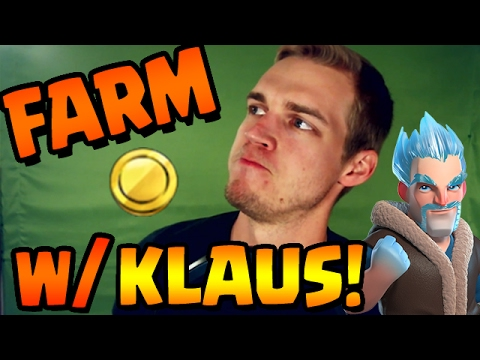 FARM WITH KLAUS   LIVESTREAMING?