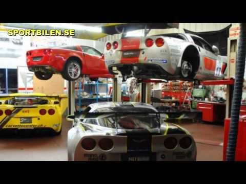 Amazing garages all over the world part 2