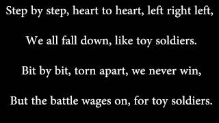 Eminem - Like Toy Soldiers (Lyrics) Full HD #5