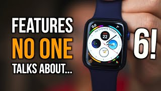 Apple Watch Series 6 Long Term Review | Features NO ONE Talks About