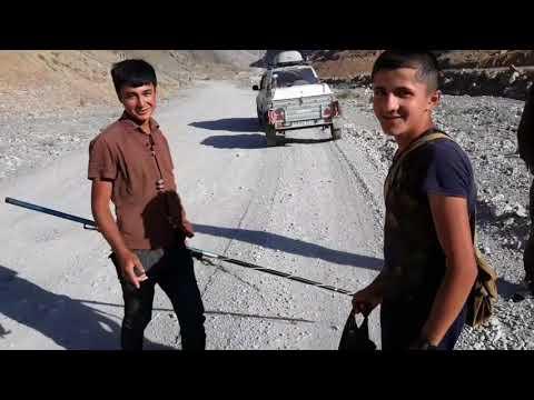 Таджикистан. Дорога на