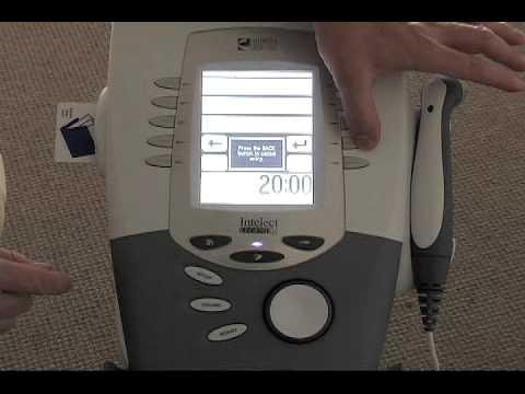 Chiropractor Austin Electrical Stimulation Demonstration