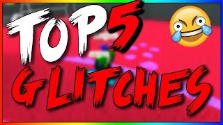 TOP 5 KICK OFF GLITCHES | Roblox