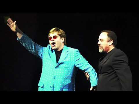 Elton John/Billy Joel - Vancouver (2001) (Audience Recording)