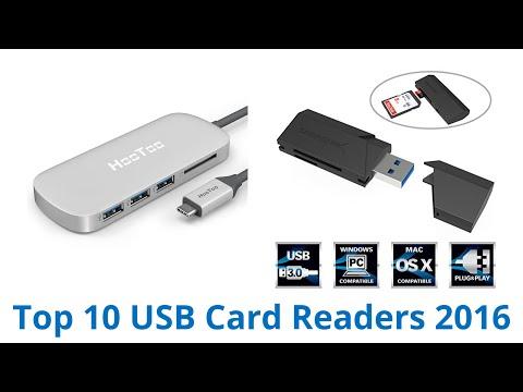 10 Best USB Card Readers 2016