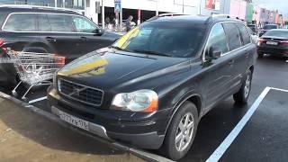 Выбираем б\у авто Volvo XC90 (бюджет 600-700тр)