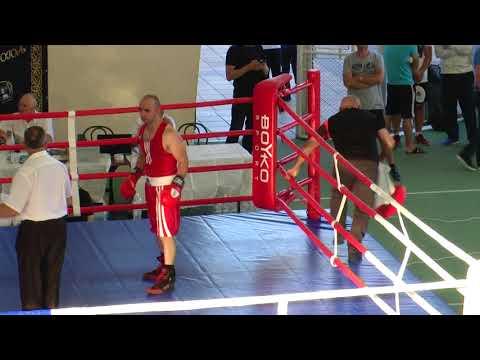 Анар Гусейнов (AZE) - Тигран Гаспарян (UKR) P17 турнир Трестина 2019.07.09