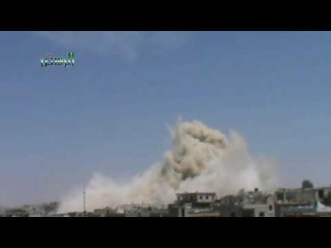 Обстановка в Сирии на 18.05.2016