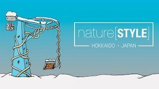 Naturestyle: Hokkaido Japan - Full Part - Mount Iwanai - Joe Bosler, Jackson Blackburn, Kevin Curran
