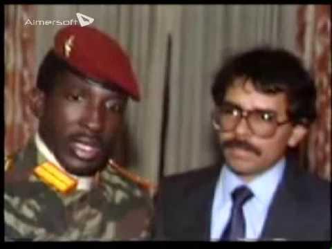 Thomas Sankara et Daniel Ortega à New York