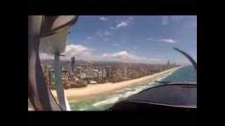 Cessna 205 Gold Coast joy flight