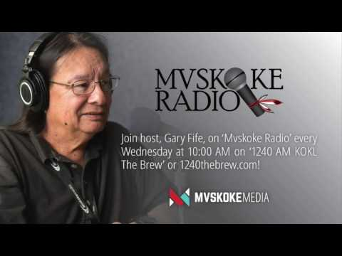 Mvskoke Radio 07 13 2016