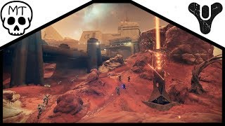 New Mars Public Space / Public Events, Memory Targets, Music Boxes and more! Destiny 2 Warmind