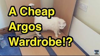 Cheap Argos Wardrobe Build & Thoughts