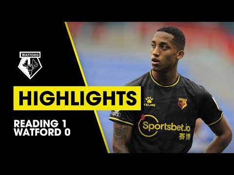 Reading Watford Goals And Highlights