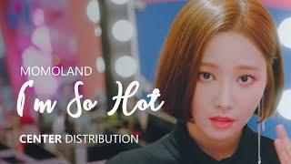 MOMOLAND 모모랜드 - I'M SO HOT | Center Distribution thumbnail