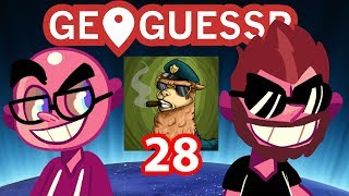 Northernlion and Sinvicta Play: GeoGuessr [Episode 28]