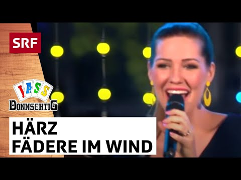 Härz   Fädere im Wind   SRF Musik