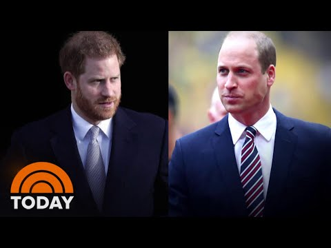 William And Harry Pay New Tributes To Prince Philip   TODAY