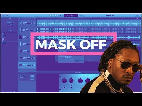 How To Remake Mask Off By Future in GarageBand (Tutorial)