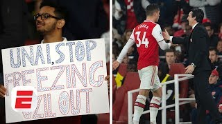 Liverpool vs Arsenal: Does Ozil start? Will Xhaka be dropped? Could Emery be sacked? | Carabao Cup