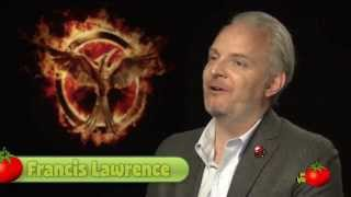 The Hunger Games Mockingjay Part One - Francis Lawrence Interview