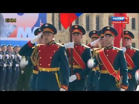 Russian Federation 2018 Victory Day Parade  The Sacred War