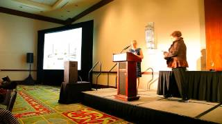 WF Vision Ingenuity Workroom Award presented to Brandi Renee Day for Workroom of the Year
