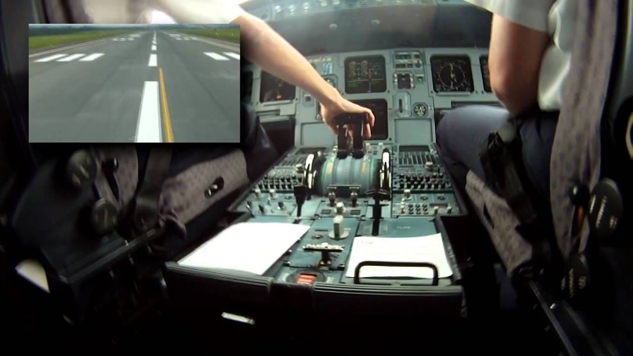 AIRBUS THRUST LEVERS OPERATION - YouTube | 1280 x 720 jpeg 64kB
