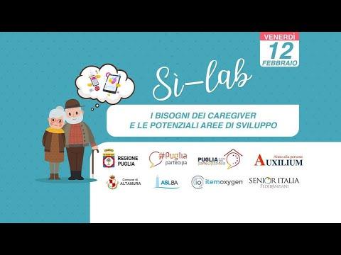 Sì-Lab 3: I Bisogni Dei Caregiver E Le Potenziali Aree Di Sviluppo
