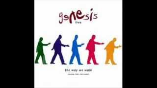Genesis - OLD MEDLEY (The Way We Walk Live)